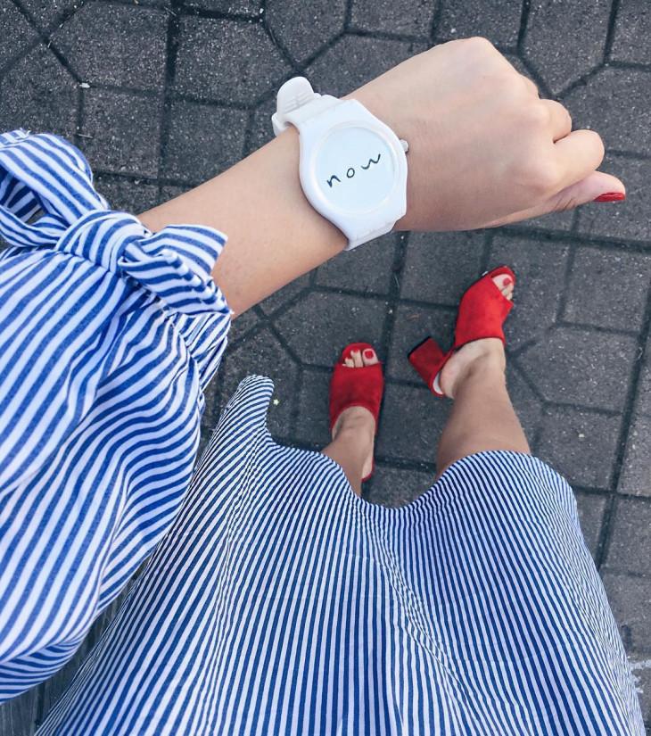 модные аксессуары часы