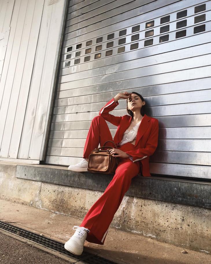 мода весна лето 2018 боюки клеш 1
