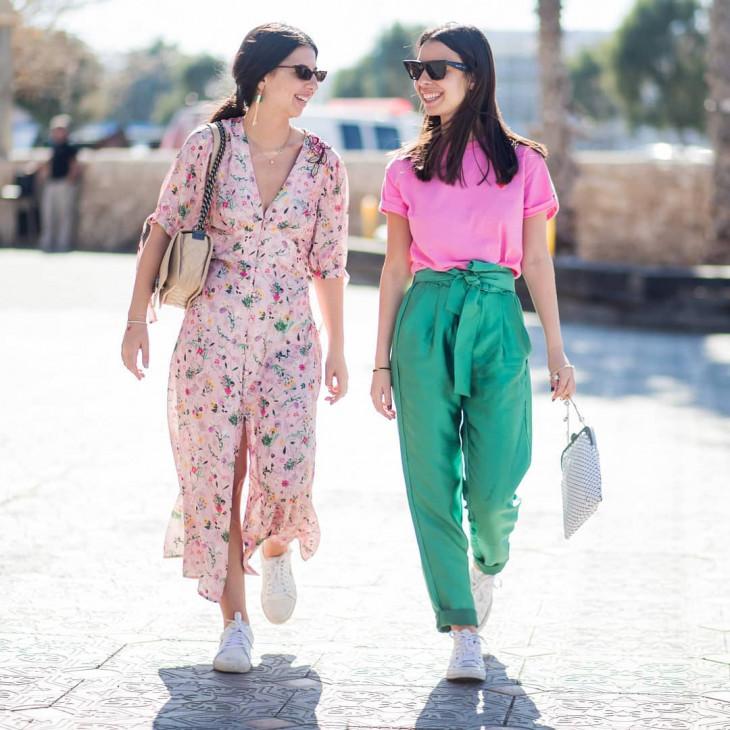 модные тренды 2018 весна 2