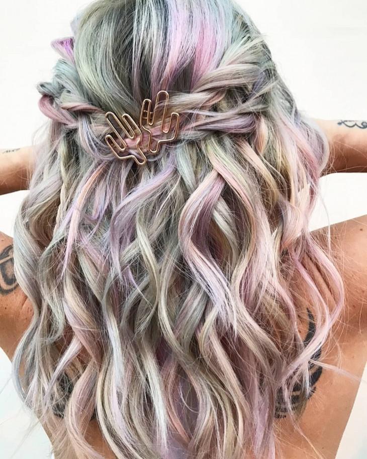 оттеночный бальзам для волос 1