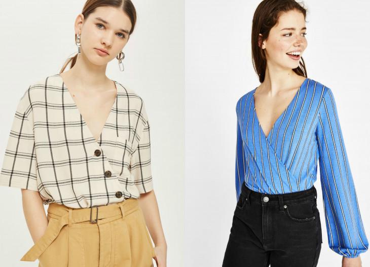 модные блузки весна 2018 1