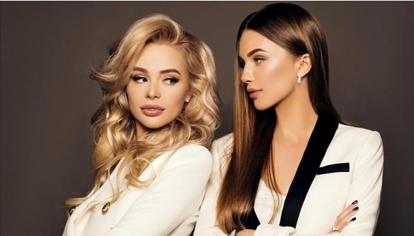 Основатели клиники MV Aesthetics Мария Гусева и Валерия Боярова