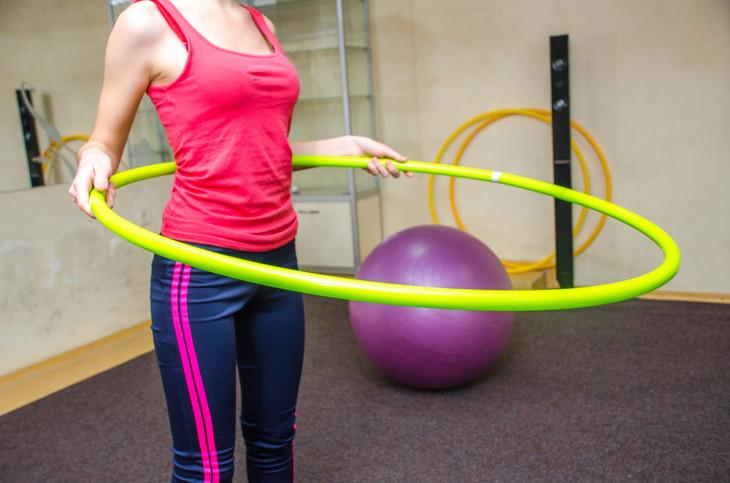Упражнения для похудения живота за 30 дней