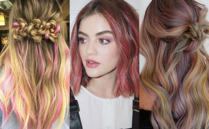 тоник для волос модное окрашивание 2018