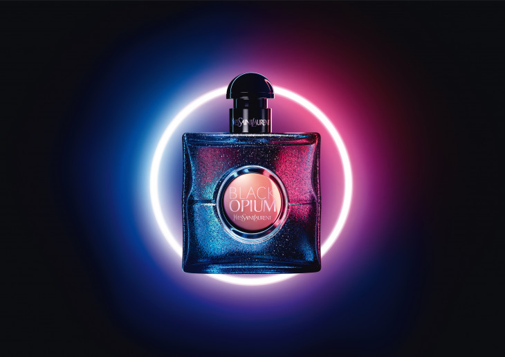 Black Opium Glowing Eau de Toilette от YSL