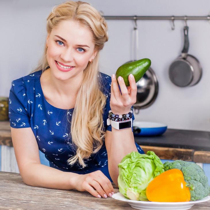 диетолог-консультант Лора Филиппова
