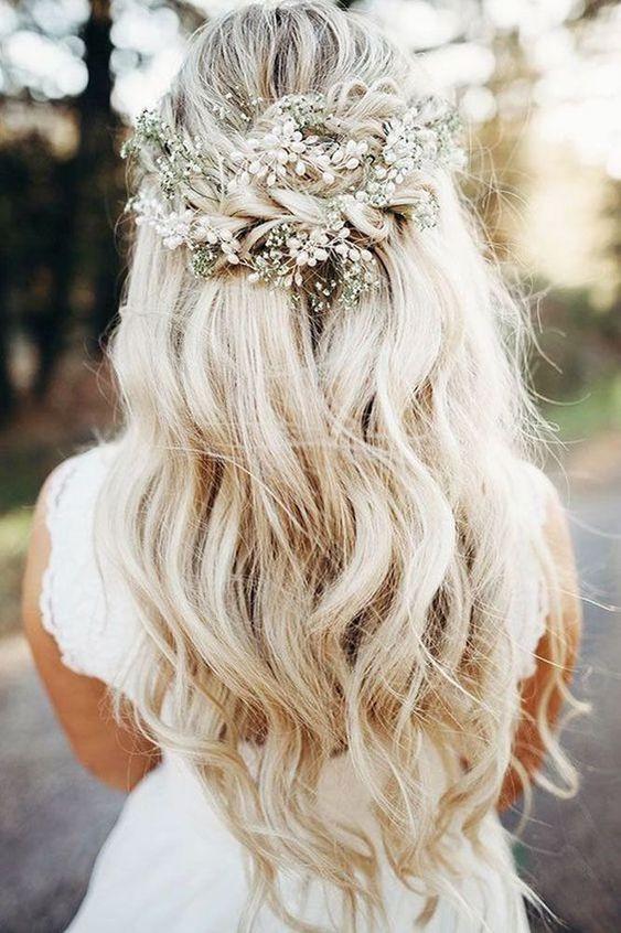 прически на выпускной на длинные волосы
