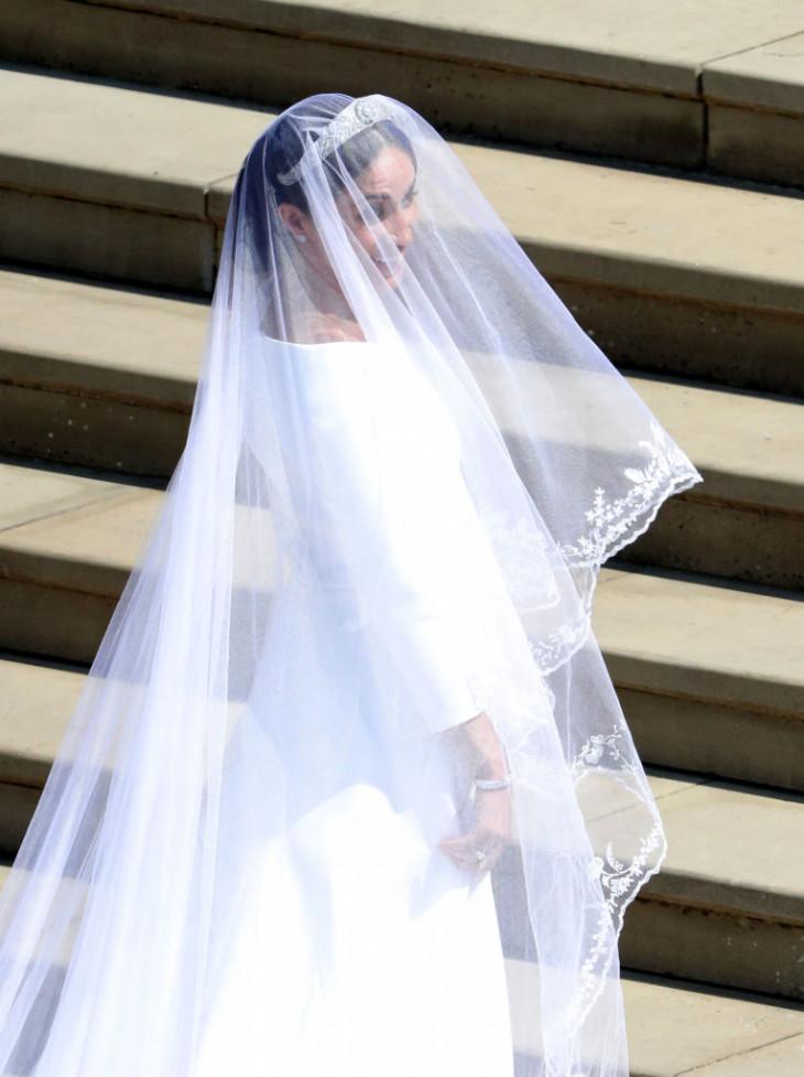 свадебное платье меган маркл 3
