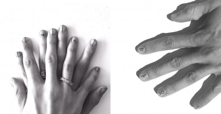 Тутуировки на ногтях: что такое тату-маникюр и почему он стал таким популярным в сети?
