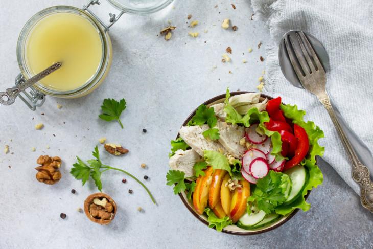 здоровое питание редис