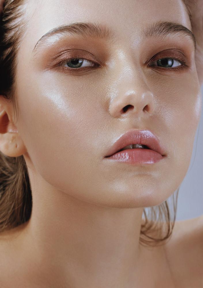 макияж bouncy skin