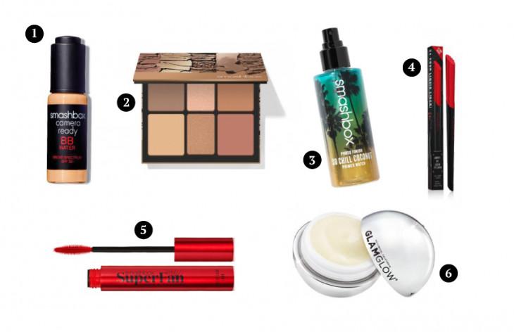 Косметика для макияжа Smashbox
