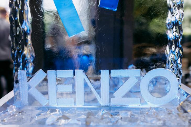 Презентация ароматов Aqua Kenzo