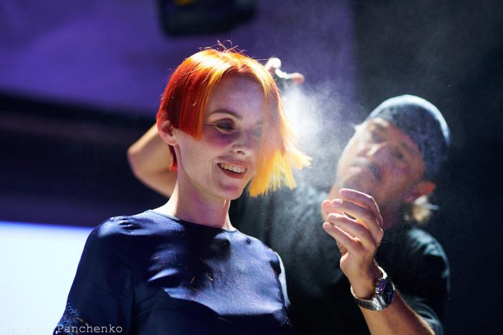 hair-show от стилистов Schwarzkopf