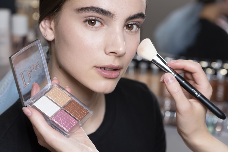 контуринг Dior Backstage Collection