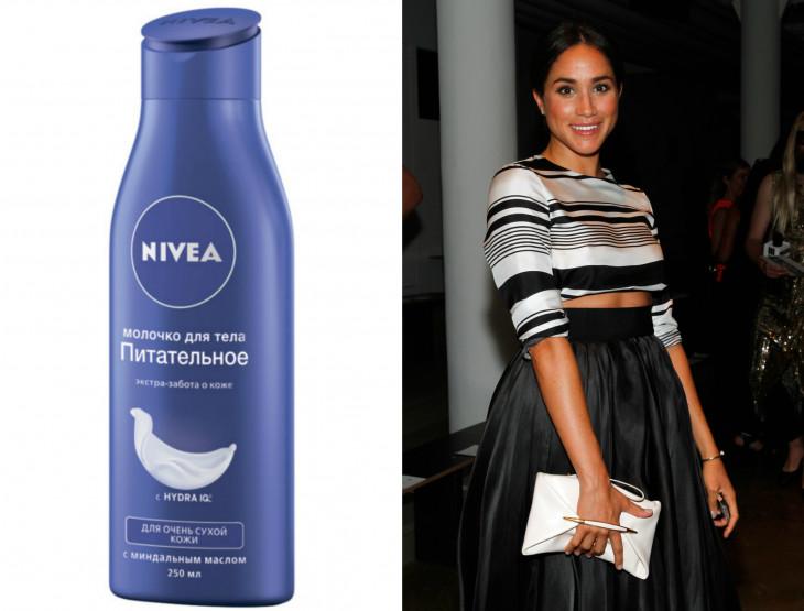 Питательное молочко для тела Nivea