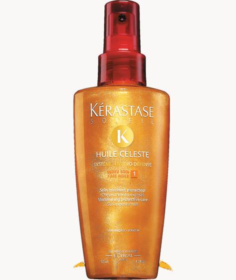 солнцезащитное средство для волос керастат