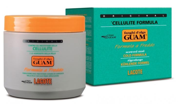 средства для антицеллюлитных обертываний Guam