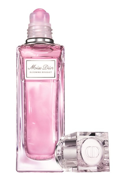 Аромат Miss Dior Absolutely Blooming Roller-Pearl от Dior новинки парфюмерии