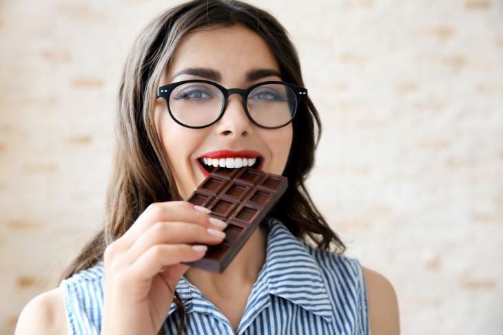 шоколад для красоты волос