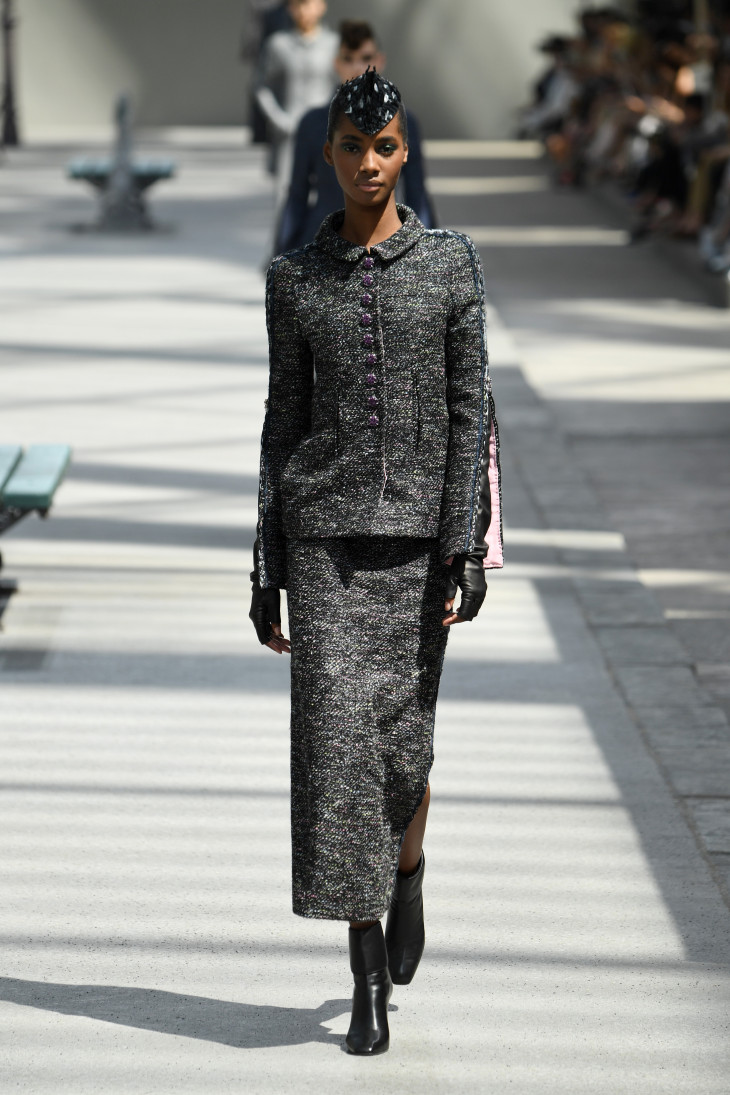 коллекция Chanel Couture FW 18/19
