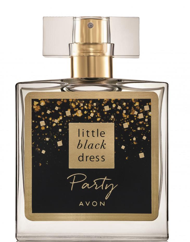 Парфюмированная вода Little Black Dress Party