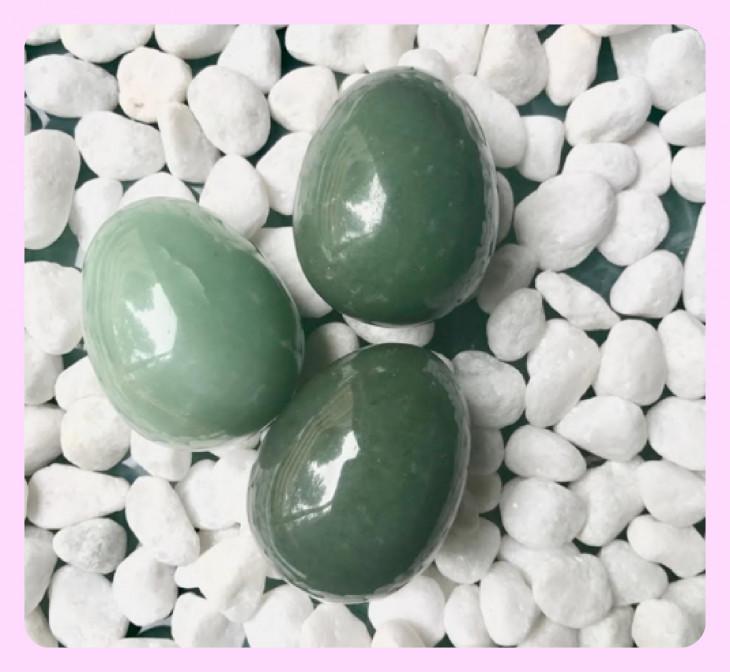 Нефритовые яйца или Yoni egg