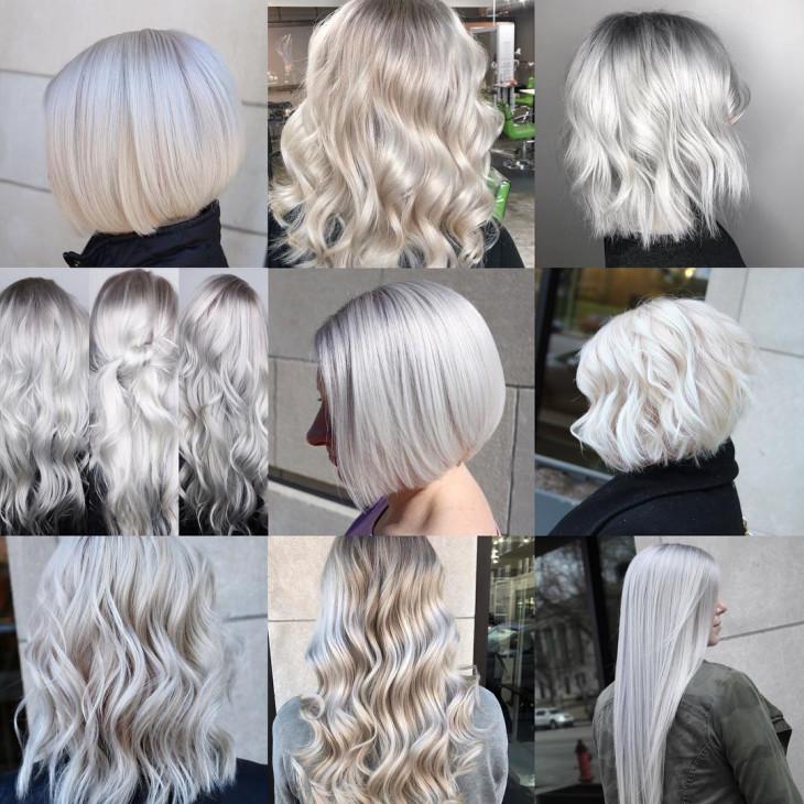 модное окрашивание 2018 блонд