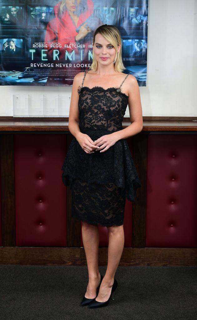 Марго Робби в Chanel