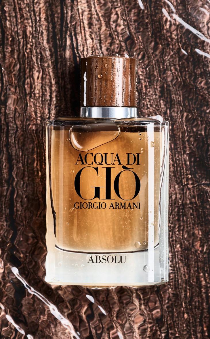 ACQUA DI GIÒ ABSOLU от Giorgio Armani парфюм