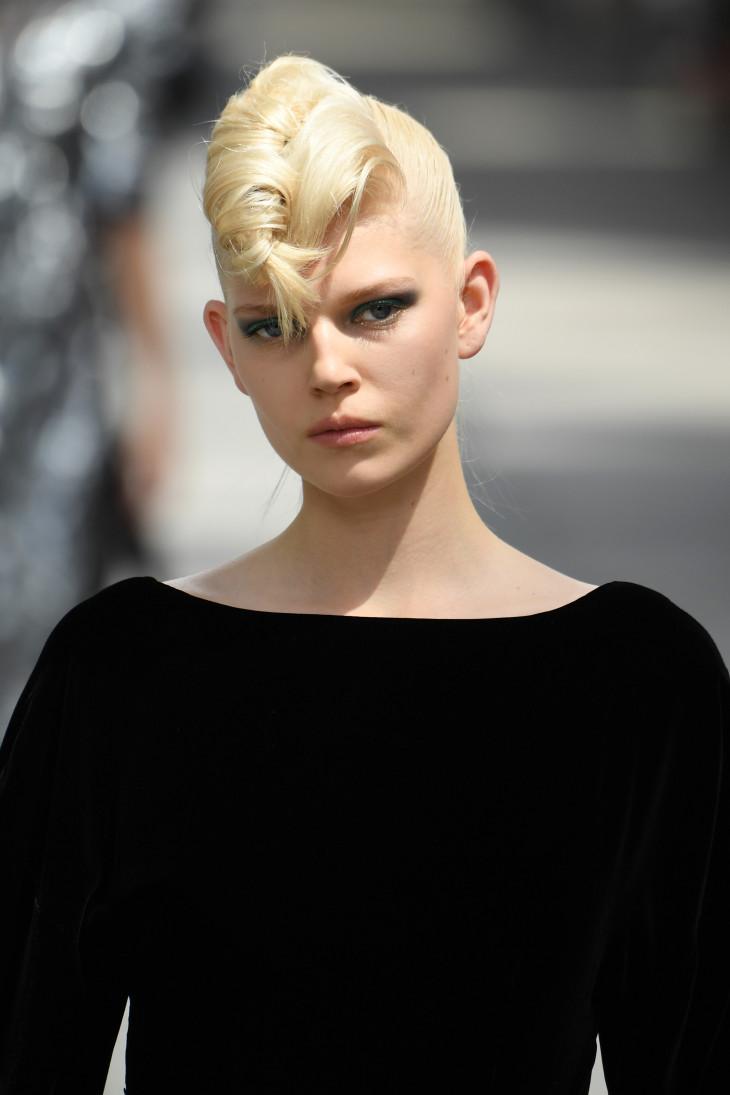 тренды макияжа с недели моды в Париже