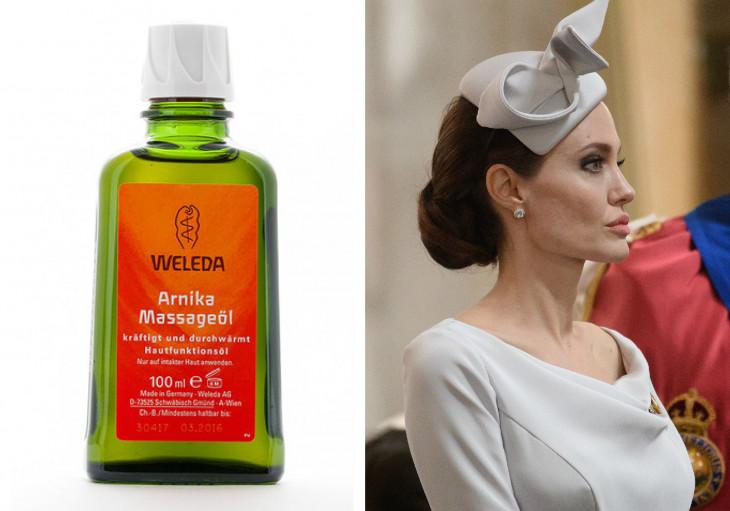 Бюджетная косметика Анджелины Джоли