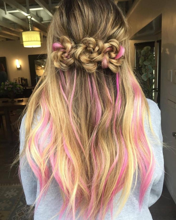 чем смыть краску с волос