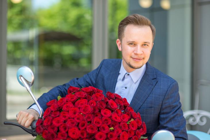 Артем Гагарин интервью для Beauty.ua