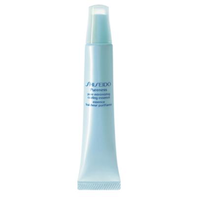 корейский уход за кожей - Shiseido Pureness Pore Minimizing Cooling Essence