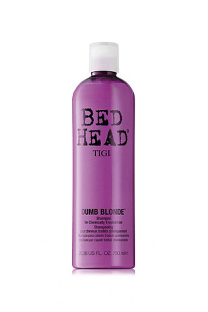 фиолетовый шампунь тиги бед хед