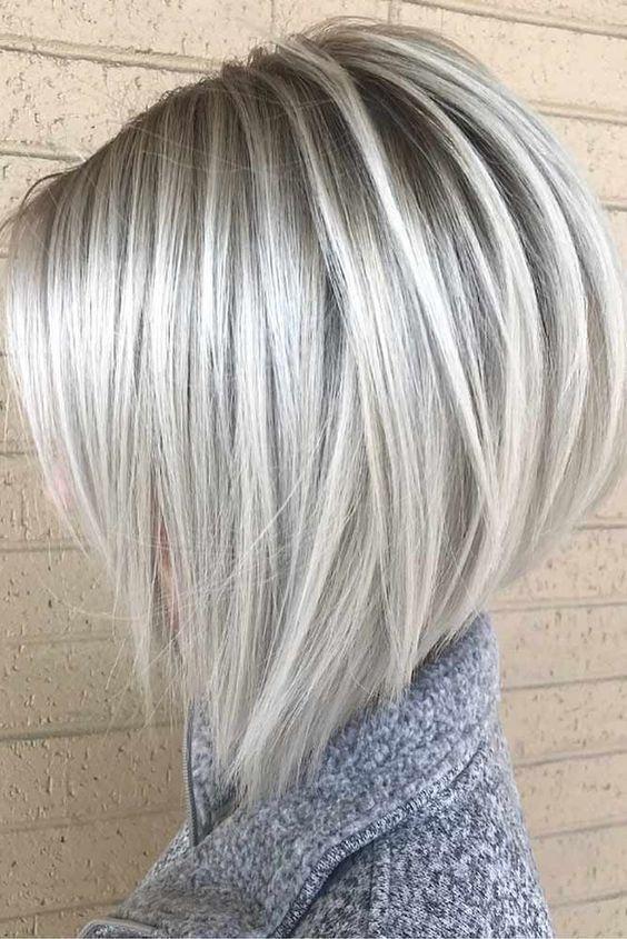 пепельный цвет волос окрашивание