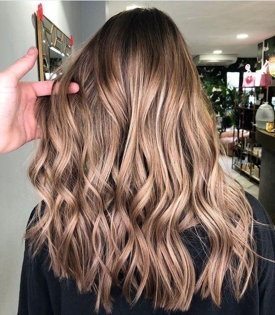 цвета волос фото и