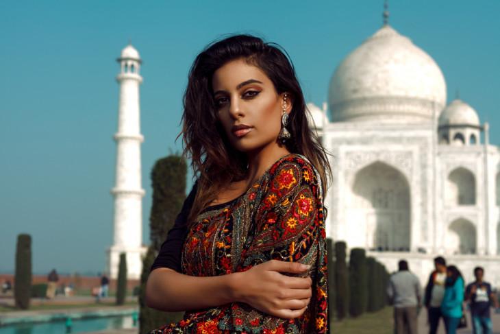 секреты красоты индианок