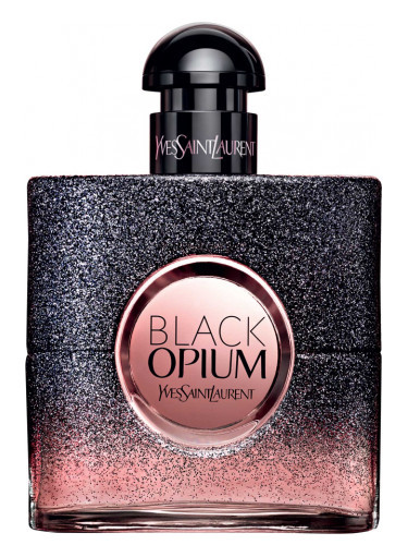 Yves Saint Laurent Black Opium  флакон