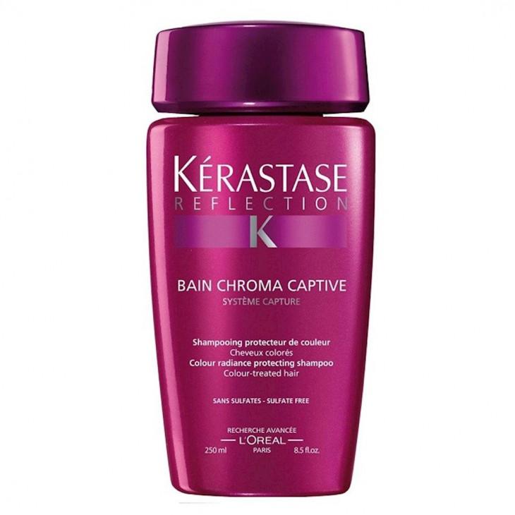 шампунь для блондинок Kerastase Bain Chroma Captive