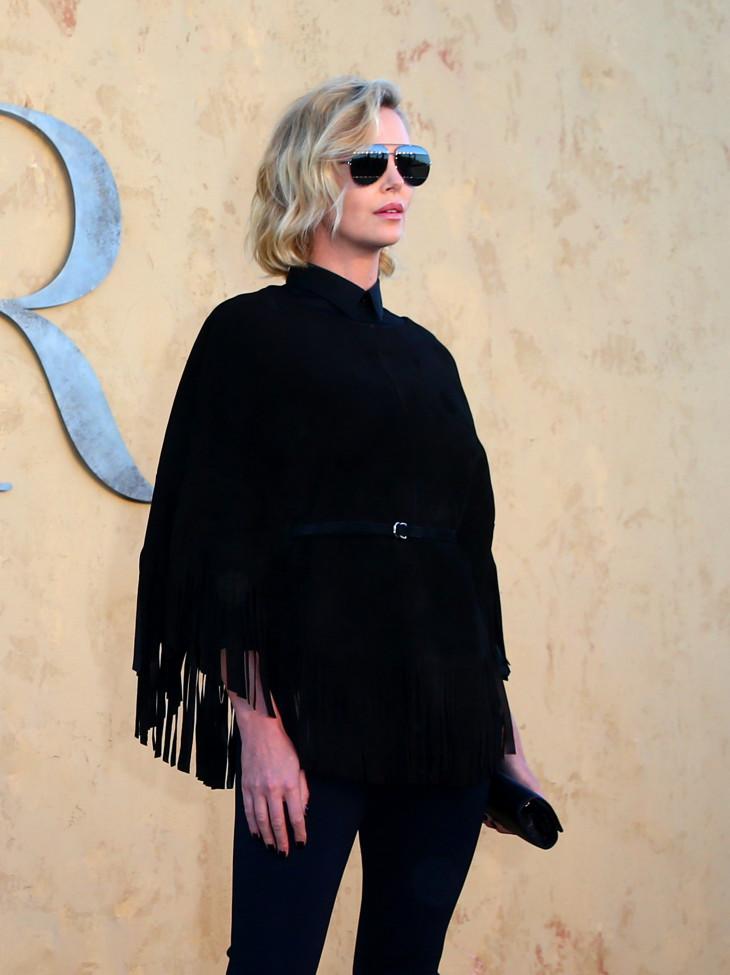 модное окрашивание Платиновый блонд