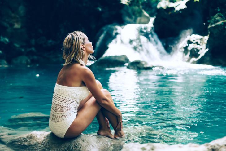 уход за лицом и телом в отпуске