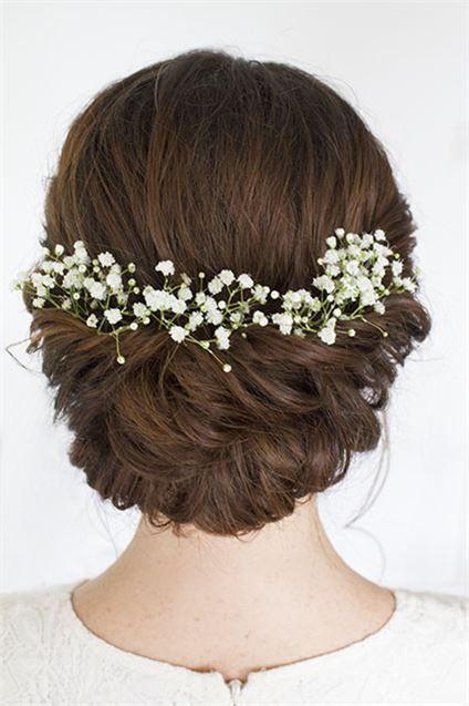 свадебные прически плетение на длинные волосы 3