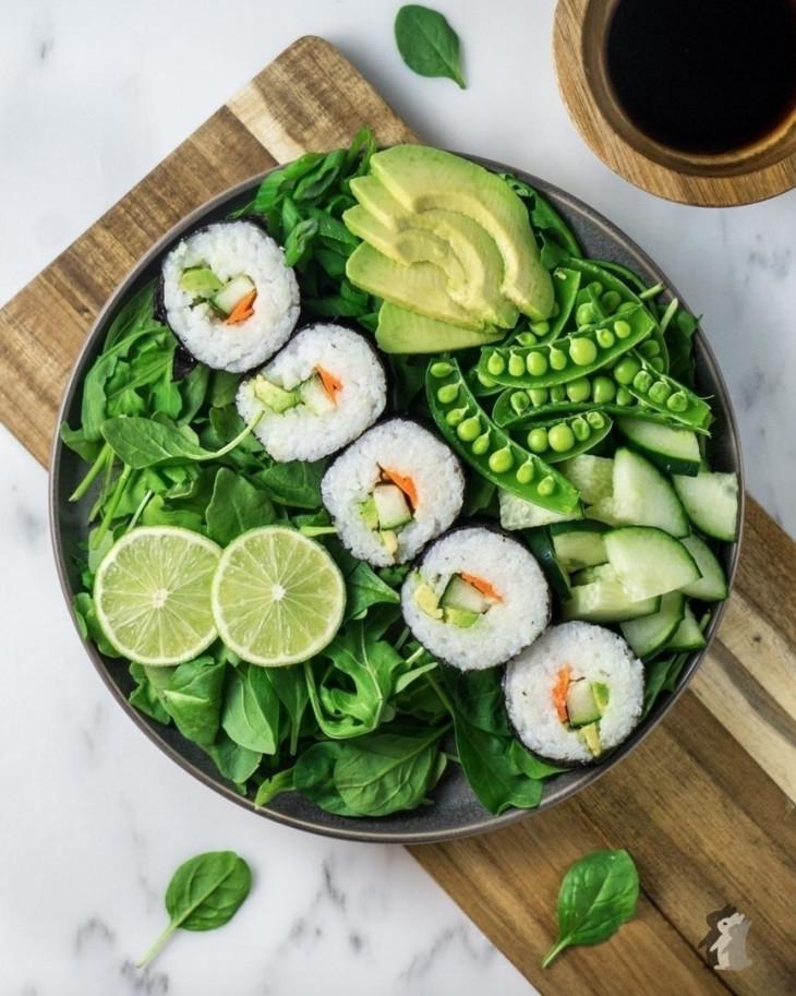 как похудеть - японская диета