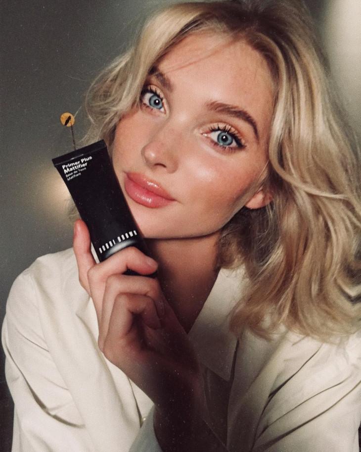 эльза хоск макияж