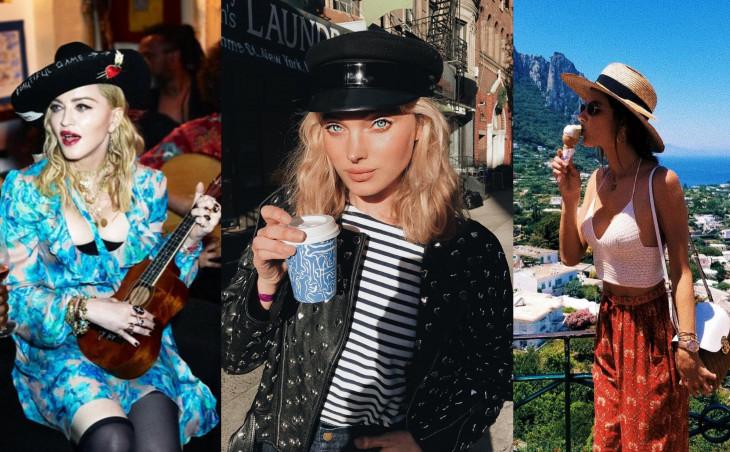 Ruslan Baginskiy украинские дизайнеры - женские шляпы
