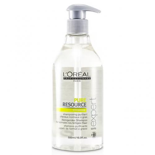 хороший шампунь для жирных волос - L'Oreal