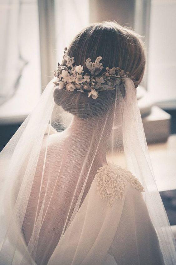 прически на свадьбу 2018 осень