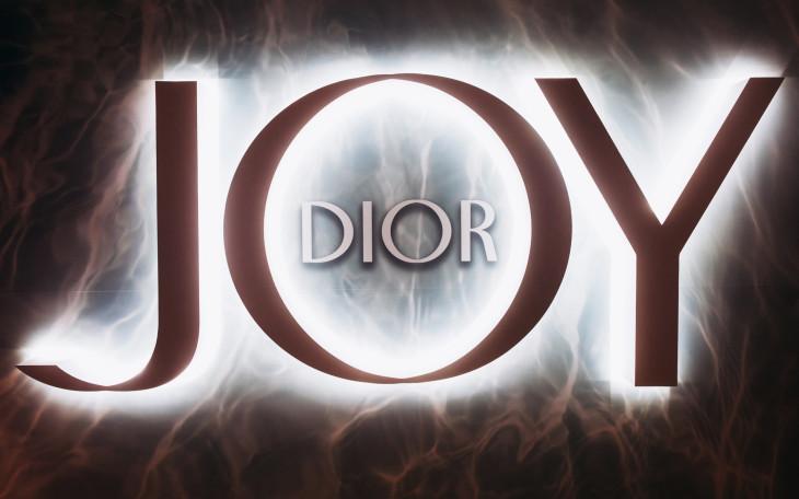 Презентация аромата Joy Dior 2018